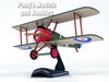 Sopwith F.I (F.1) Camel Biplane 1/63 Scale Diecast Metal Model by Daron