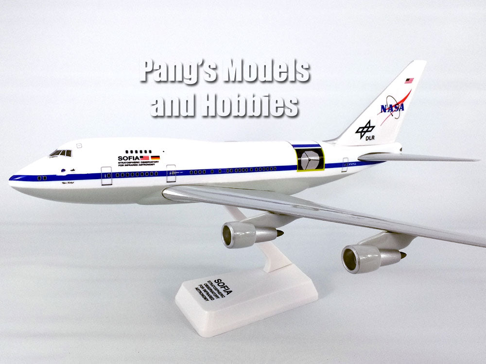 Boeing 747SP SOFIA - Airborne Observatory - 1/200 by Flight Miniatures