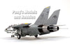 "Grumman F-14 Tomcat VF-103 ""Jolly Rogers"" 1/72 Scale Plastic Model"