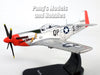 "North American P-51 Mustang ""Sweet Arlene"" 1/72 Scale Diecast Metal Model by Oxford"
