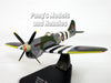 Hawker Tempest MkV 3 Sqn June 1944 - British Fighter 1/72 Scale Diecast Metal Model by Oxford