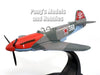 Yakovlev Yak-3 Russian Fighter 150th Regiment 1/72 Scale Diecast Metal Model by Oxford