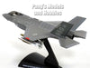 Lockheed F-35 (F-35A) Lightning II USAF 1/144 Scale Diecast Metal Model by Daron
