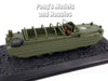 GMC DUKW (Duck) Amphibious Truck 1/72 Scale Diecast Metal Model by Amercom