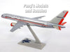 "Boeing 757-200 American Airlines ""757 Jet Flagship"" 1/200 Scale Model by Flight Miniatures"