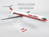McDonnell Douglass MD-83 (MD-80) TWA 1/200 by Flight Miniatures