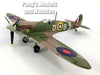 Supermarine Spitfire Mk.V 1942 - 1/72 Scale Diecast Metal Model by Atlas