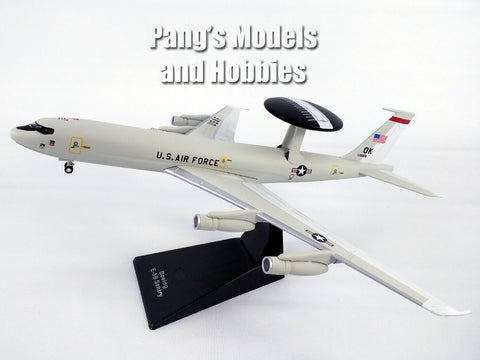 Boeing E-3 (AWACS) Sentry 1/200 Scale Diecast Metal Model by Atlas