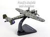 Dornier Do-217 German Luftwaffe Bomber - 1/144 Scale Diecast Model by Atlas