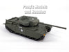 Centurion Tank - British Army 1/72 Scale Die-cast Model by Eaglemoss