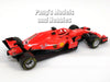 Ferrari SF71H Formula One (F1, F-1) 2018 S. Vettel #5 1/43 Scale Diecast Metal Model by Bburago