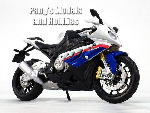 BMW S1000RR 1/12 Scale Diecast Metal and Plastic Model by Maisto