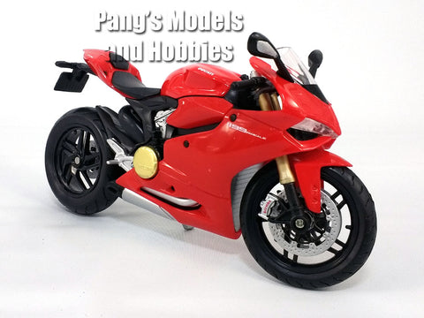 Ducati 1199 Panigale 1/12 Scale Diecast Metal Model Motorcycle by Maisto