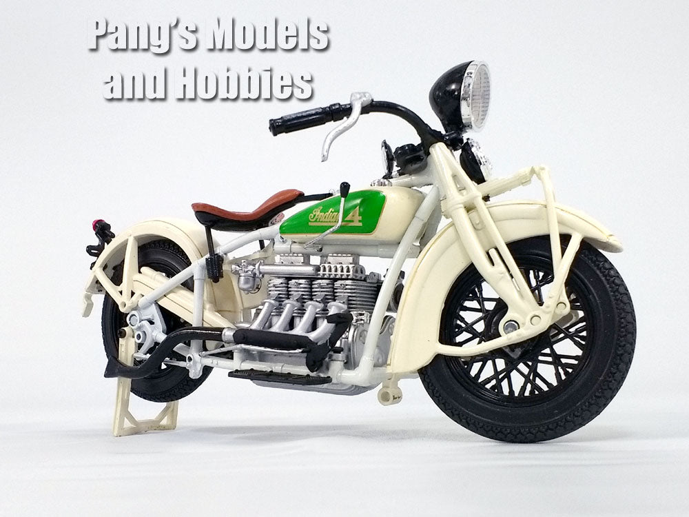 Indian Chief Motorcycle - 1930 -1/12 Scale Model by NewRay