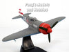 Lavochkin La-7 Russian Fighter 1/72 Scale Diecast Metal Model by Oxford