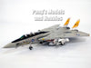 Grumman F-14 Tomcat - VF-32 Fighting Swordsmen - 1/72 Scale diecast metal  model by JC Wings