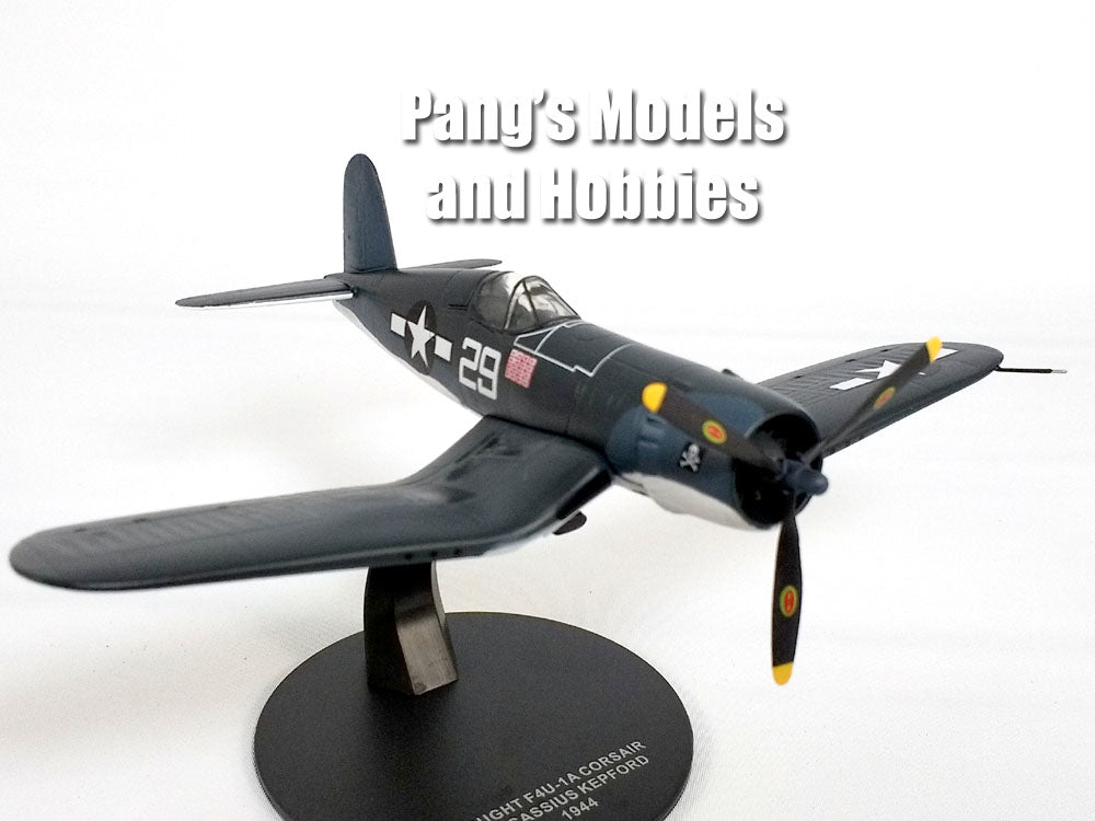 "Vought F4U Corsair VF-17 ""Jolly Rogers"" 1944 - 1/72 Scale Diecast & Plastic Model by Atlas"