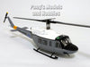 Bell UH-1N (UH-1) Twin Huey - USAF - 1/72 Scale Diecast Helicopter Model