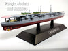 Japanese Navy Light Carrier Shoho 1/1100 Scale Diecast Metal Model Ship by Eaglemoss (80)