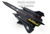 Lockheed YF-12, SR-71 Blackbird Spy Plane - NASA 1/200 Scale Diecast Metal Model by Daron