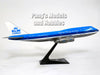 Boeing 747 (747-300) KLM Cargo 1/250 Scale Plastic Model by Flight Miniatures