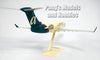 Bombardier CRJ200 (CRJ-200) AirTran Jet Connect 1/100 Scale Plastic Model by Flight Miniatures