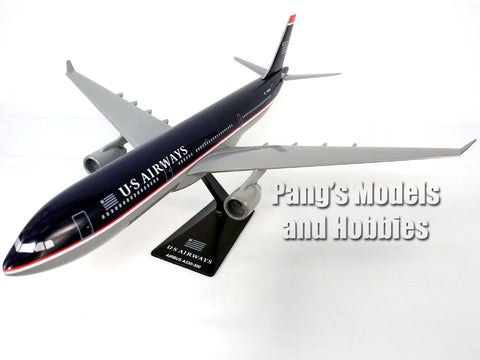 A330-300 (A330) US Airways 1/200 Scale Model  by Flight Miniatures
