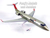 Bombardier CRJ200 (CRJ-200) Northwest Airlink 1/100 Scale Plastic Model by Flight Miniatures
