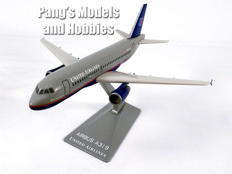 Airbus A319 (A-319) United Airlines 1/200 Scale Model by Flight Miniatures
