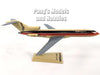 Boeing 727-200 (727) PeoplExpress (People Express) 1/200 Scale Model Airplane by Flight Miniatures