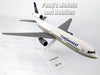 McDonnell Douglas DC-10 Continental Airlines 1/250 Scale Plastic Model by Flight Miniatures