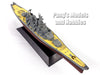 Battleship USS Missouri (BB-63) 1/1250 Scale Diecast Metal Model by DeAgostini