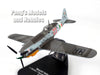 Macchi Veltro (Greyhound) C.250 Italian Fighter 1/72 Scale Diecast Model by Oxford