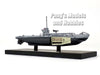 German Type II (IIB) Submarine U-9 1/350 Scale Diecast Metal Model by Atlas