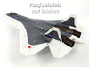 Sukhoi Su-57 Stealth Russian Fighter 1/72 Scale Diecast Metal Model by Air Force 1