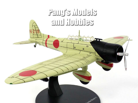 "Aichi D3A Type-99 ""Val"" Japanese Carrier Dive Bomber 1/72 Scale Diecast Metal Model"
