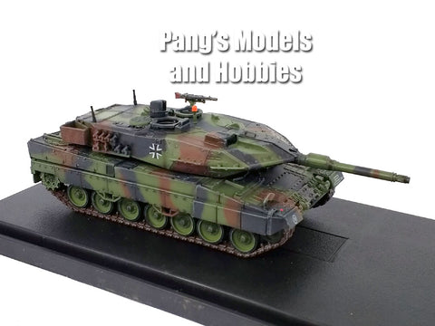 Leopard 2 (2A5) German Main Battle Tank - 1/72 Scale Model by Panzerkampf