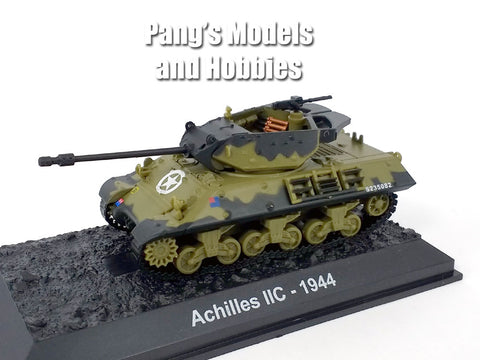 Achilles - 17 pounder, Self-Propelled Tank Destroyer 1/72 Scale Die-cast Model by Amercom