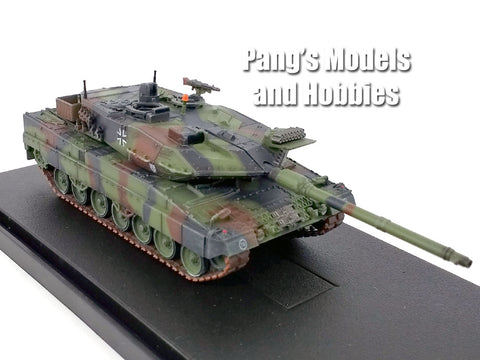 Leopard 2 (2A6) German Main Battle Tank - 1/72 Scale Model by Panzerkampf