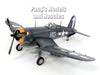 F4U Corsair VF-84 USS Bunker Hill 1945 1/72 Scale Assembled and Painted Model by Easy Model