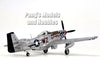 "North American P-51 P-51D Mustang ""Big Beautiful Doll"" 1/72 Scale Diecast Metal Model"