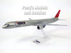 Boeing 757-300 (757) Northwest Airlines - Silver - 1/200 Scale Model by Flight Miniatures