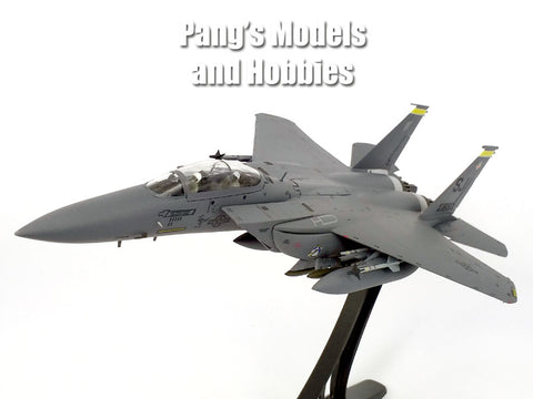 Boeing F-15E (F-15) Strike Eagle - 336th FS USAF - Display Stand - 1/72 Diecast Model by JC Wings