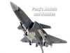 Chengdu J-20 Mighty Dragon Chinese Stealth Fighter 1/72 Scale Diecast Model by Air Force 1