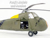 Sikorsky UH-34 Choctaw VNAF Da Nang 1966 - 1/72 Scale Assembled and Painted Model by Easy Model