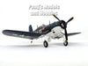 "Vought F4U Corsair VF-17 ""Jolly Rogers"" 1944 - 1/72 Scale Diecast Model by DeAgostini"