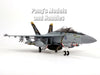 Boeing F/A-18F (F-18) Super Hornet VFA-103 Jolly Rogers - 1/72 Scale diecast metal model by JC Wings