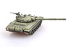 Copy of T-72 (T-72A) Main Battle Tank - Soviet Army 1980s - 1/72 Scale Model by Modelcollect