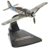 Focke-Wulf Fw-190 (Fw-190A8) - Rudolf Klemm 1/72 Scale Diecast Metal Model by Oxford