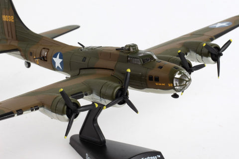 "Boeing B-17 Flying Fortress ""My Gal Sal"" 1/155 Scale Diecast Metal Model by Daron"